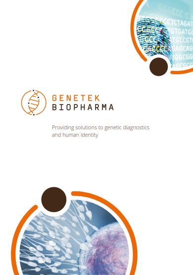 Click to download Genetek Biopharma product catalogue with full details of each product